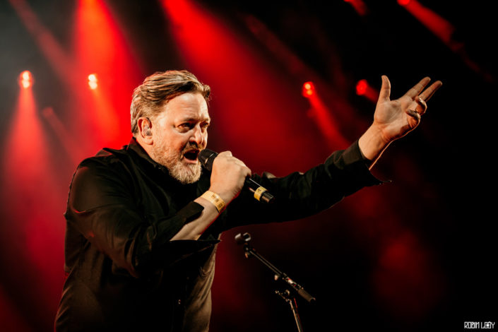 Elbow live concert photo rock werchter photographer fotograaf robin looy