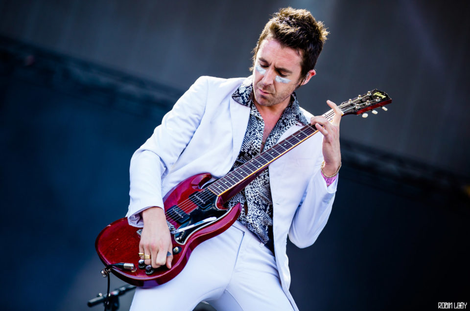 Miles Kane live concert photo rock werchter photographer fotograaf robin looy