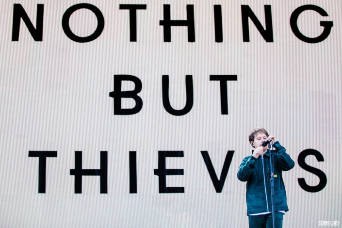 Nothing but thieves live concert photo rock werchter photographer fotograaf robin looy