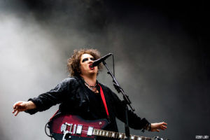 the cure live concert photo rock werchter photographer fotograaf robin looy