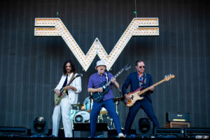 Weezer live concert photo rock werchter photographer fotograaf robin looy